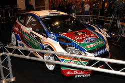 The all New Ford Fiesta WRC