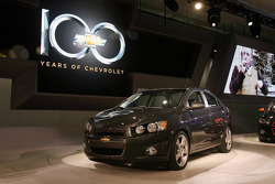Chevrolet Sonic LTZ Turbo