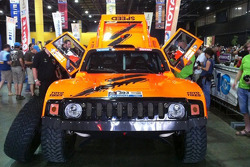 The Hummer of Robby Gordon
