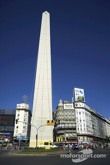 Buenos Aires Obelisk