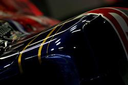 Scuderia Toro Rosso technical detail