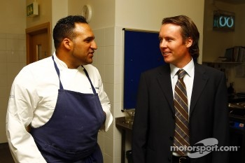 Michael Caines speaks to Sam Michael, Technical Director, Williams F1