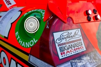 Car detail Jamie McMurray, Earnhardt Ganassi Racing Chevrolet