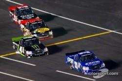 James Buescher, Turner Motorsport Chevrolet, Ricky Carmichael, Tuner Motorsport Chevrolet, Austin Dillon, RCR Chevrolet, Brad Sweet, Turner Motorsport Chevrolet