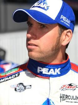Top Fuel driver TJ Zizzo