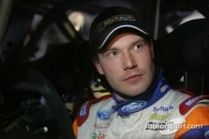 Jari-Matti Latvala, Ford Fiesta RS WRC, BP Ford Abu Dhabi World Rally Team
