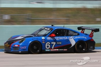 #67 TRG Porsche GT3: Steven Bertheau, Spencer Pumpelly
