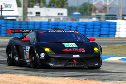 #008 West Yokohama Racing Lamborghini Gallardo LP 560-4: Nicky Pastorelli, Dominik Schwager