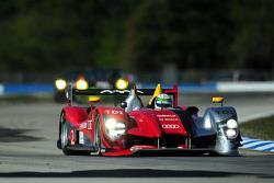 #2 Audi Sport Team Joest Audi R15+: Rinaldo Capello, Tom Kristensen, Allan McNish