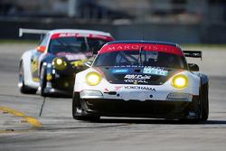 #048 Paul Miller Racing Porsche 911 GT3 RSR: Bryce Miller, Rene Rast, Sascha Maassen