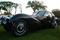 #197 1936 Bugati 57SC Atlantic Replica Car: North Collection
