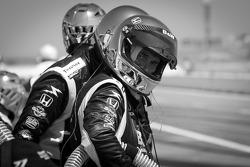 Sam Schmidt Motorsports ready for a pit stop