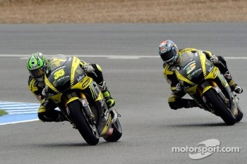 Cal Crutchlow, Monster Yamaha Tech 3, Colin Edwards, Monster Yamaha Tech 3