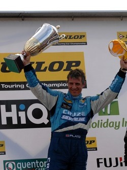 Round 1 Winner: Jason Plato, Silverline Chevrolet
