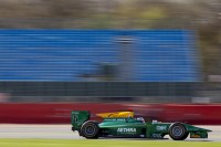 Silverstone April test