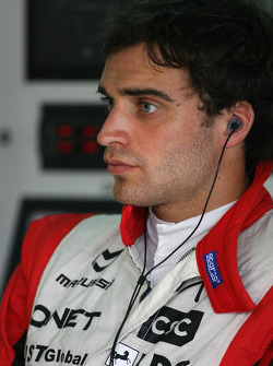 Jerome d'Ambrosio, Virgin Racing