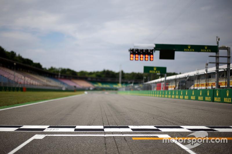 Формула 1 Гран Прі Німеччини: третя практика