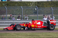 Ferrari, Fiorano, Pirelli teszt