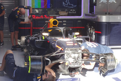 Halo cockpit, Daniel Ricciardo, Red Bull Racing RB12