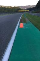 Formula 1 Foto - Il cordolo all'uscita di curava 9