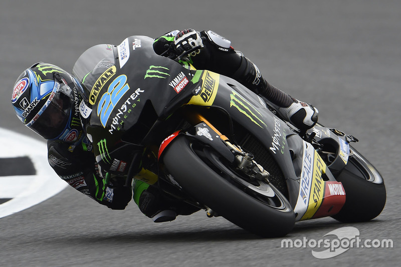 16. Alex Lowes, Tech 3, Yamaha
