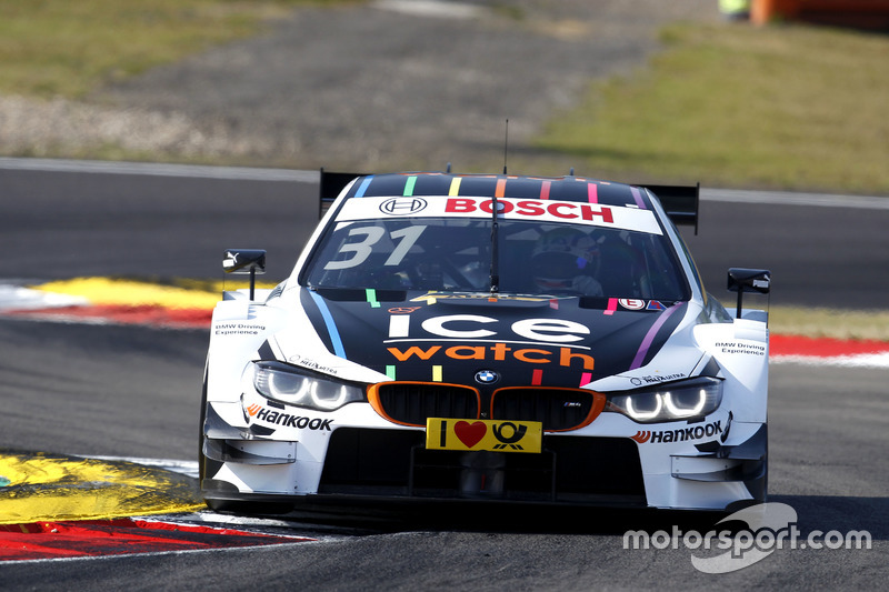 6. Tom Blomqvist (BMW)