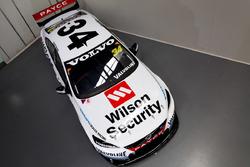 Scott McLaughlin, David Wall and James Moffat, James Golding, Garry Rogers Motorsport, Volvo S60