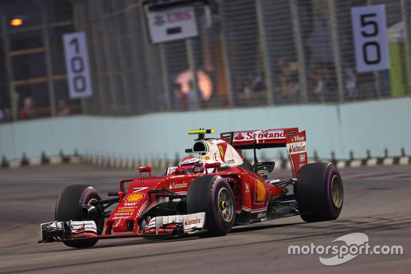 5: Kimi Raikkonen, Scuderia Ferrari
