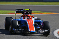 Formula 1 Photos - Manor MRT05, Halo customisé