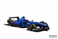 Formula E Foto - Renault e.dams Z.E. 16