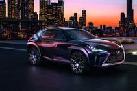 OTOMOBİL Fotoğraflar - Lexus UX Concept