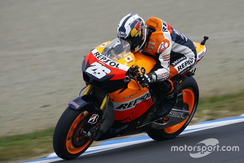2011: Dani Pedrosa (Honda RC212V)