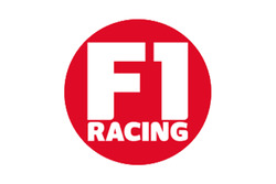 F1 Racing logo
