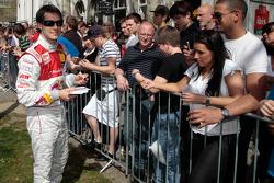 Miguel Molina Audi Sport Team Abt Junior Audi A4 DTM