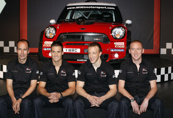 MINI WRC Team Launch, Oxford