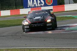 #23 Michael Krumm, Lucas Luhr; Nissan GT-R; JR Motorsports