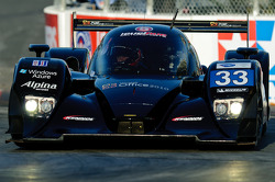 #33 Level 5 Motorsports Lola Honda: Scott Tucker, Christophe Bouchut