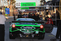 #02 Extreme Speed Motorsports Ferrari F458 Italia