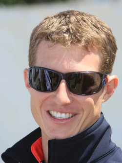 Media luncheon: Ryan Briscoe