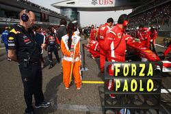 Adrian Newey, Red Bull Racing, Technical Operations Director and Scuderia Ferrari