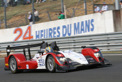 #40 Race Performance Oreca 03-Judd BMW: Michel Frey, Ralph Meichtry