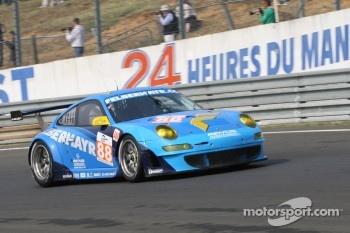 #88 Team Felbermayr-Proton Porsche 911 RSR: Abdulaziz Al Faisal, Bryce Miller, Nick Tandy, Spencer Pumpelly