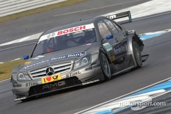 Bruno Spengler unbeatable at Hockenheim