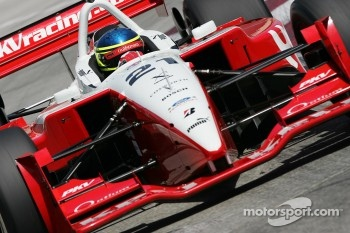 Cristiano da Matta back in Champ Car
