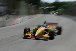 Ryan Hunter-Reay at speed
