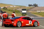 #78 Ferrari of San Diego Ferrari 458 Challenge: Al Hegyi