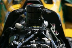 Detail of the Australia Racing car