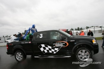 Drivers presentation: Paul 'Crazy Québécois' Tracy