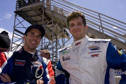 Neel Jani and Tristan Gommendy