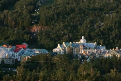 A view of Mont-Tremblant resort